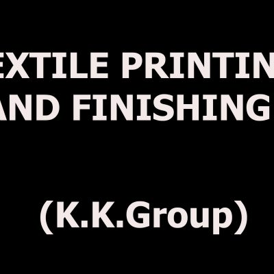 TEXTILE PRINTING & FINISHING (KK 1033)